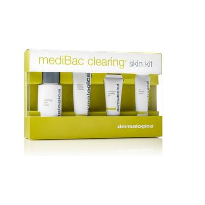 Лечебный Очищающий Набор для Кожи с Акне Dermalogica Medibac Clearing Skin Kit