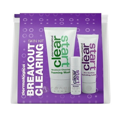 Лечебный Набор для Проблемной Кожи Подростков Dermalogica Breakout Clearing Kit Clear Start