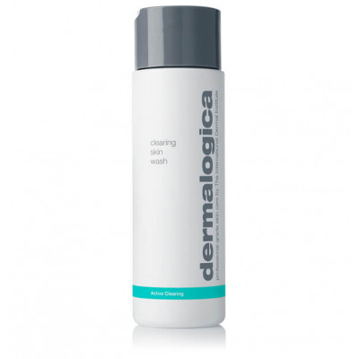 Пенящийся Гель-Очиститель для Проблемной Кожи Лица и Шеи Dermalogica Clearing Skin Wash 250 мл