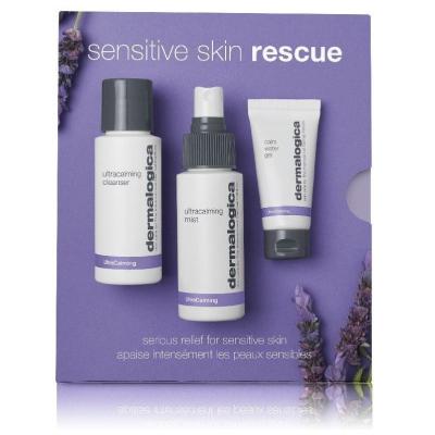 """Набор """"Восстановление Чувствительной Кожи"""" Dermalogica Sensitive Skin Rescue Kit"""