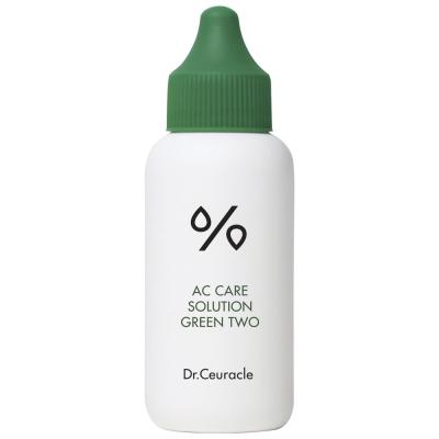 Успокаивающая Сыворотка для Проблемной Кожи Dr. Ceuracle Ac Cure Green Two 50 мл