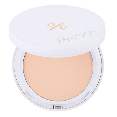 """Пудра с SPF50+ PA+++ """"Бледно-Бежевая"""" Dr. Ceuracle Perfect Fit Pact 01 Pale Beige 8 г"""