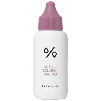 Гель для Умывания для Проблемной Кожи Dr. Ceuracle Аc Сure Solution Pink Gel 50 мл