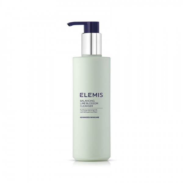 Очищающее Балансирующее Молочко с Экстрактом Липы Elemis Balancing Lime Blossom Cleanser 200 мл