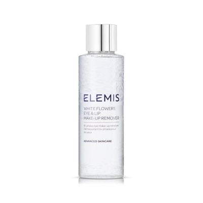 Двухфазный Лосьон для Демакияжа Elemis White Flowers Eye & Lip Make Up Remover 125 мл