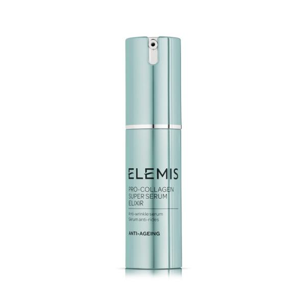 Супер Сыворотка Эликсир для Лица Elemis Pro-Collagen Super Serum Elixir 15 мл
