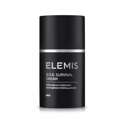 Увлажняющий Мужской Крем для Лица Elemis Men S.O.S. Survival Cream 50 мл