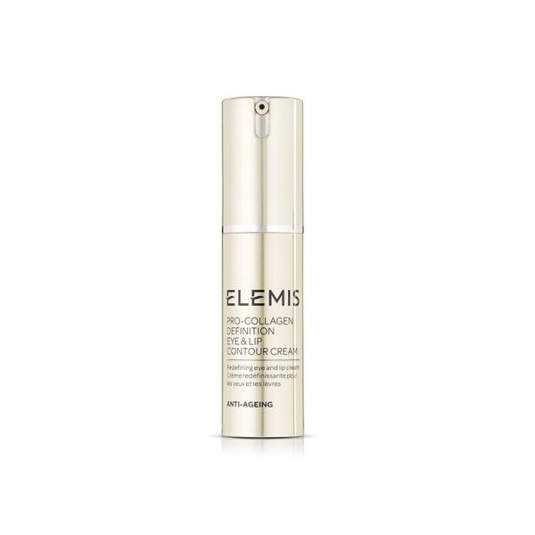 Лифтинг-Крем для Контурирования Зоны Вокруг Глаз и Губ Elemis Pro-Definition Eye and Lip Contour Cream 15 мл