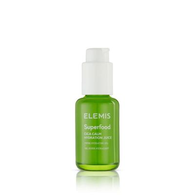 Сочный Гель-Увлажнитель для Лица Elemis Superfood Cica Calm Hydration Juice 50 мл