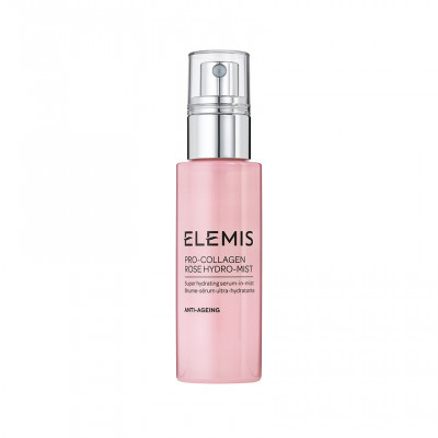 Увлажняющий Спрей для Лица Роза Elemis Pro-Collagen Rose Hydro-Mist 50 мл