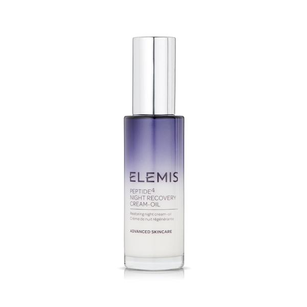 Ночной Крем-Сыворотка Elemis Peptide4 Night Recovery Cream-Oil 30 мл