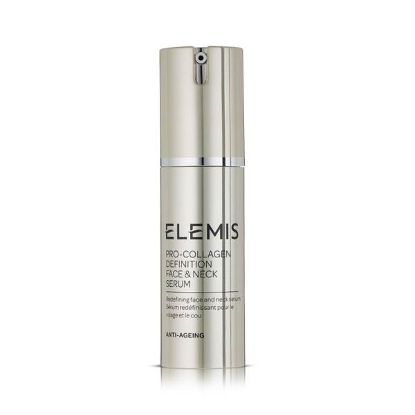 Сыворотка для Лица и Шеи Elemis Pro-Collagen Definition Face & Neck Serum 30 мл