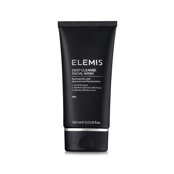 Мужской Гель для Умывания Elemis Deep Cleanse Facial Wash 150 мл