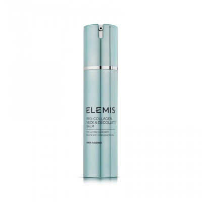 Лифтинг-Бальзам для Шеи и Декольте Elemis Pro-Collagen Neck & Décolleté Balm 50 мл