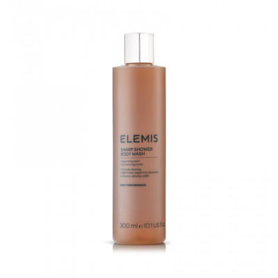 Бодрящий Гель для Душа Elemis Sharp Shower Body Wash 300 мл