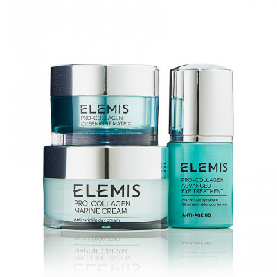 "Набор ""Капсульная Коллекция"" Elemis Kit: Pro-Collagen Capsule Collection"