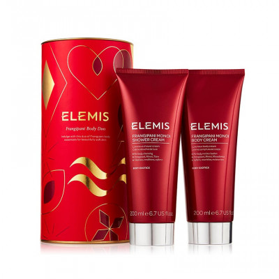 "Набор для Тела ""Франжипани Дуэт"" Elemis Frangipani Body Duo Set"