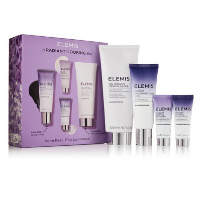 Набор Пептидный 4-х Этапный Уход Elemis Kit Peptide 24/7 4-Step Collection
