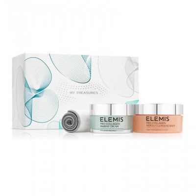 Лимитированный Набор Праздничный Дуэт Elemis Kit: Pro-Collagen Celebration Duo