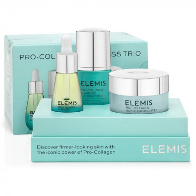 "Набор Про-Коллаген ""Трио Бестселлеров"" Elemis Kit Pro-Collagen Timeless Trio"