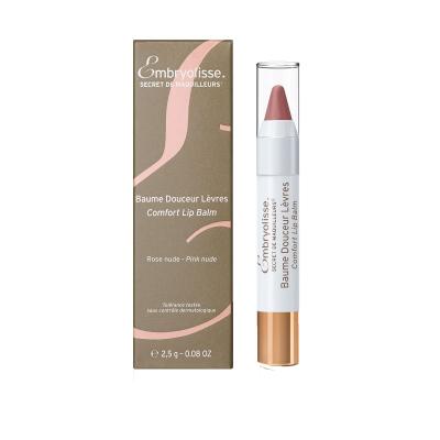 Бальзам для Губ Embryolisse Comfort Lip Balm Pink Nude 2.5 г