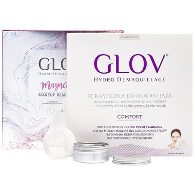 Подарочный Набор Рукавичек для Снятия Макияжа GLOV Magnet Set