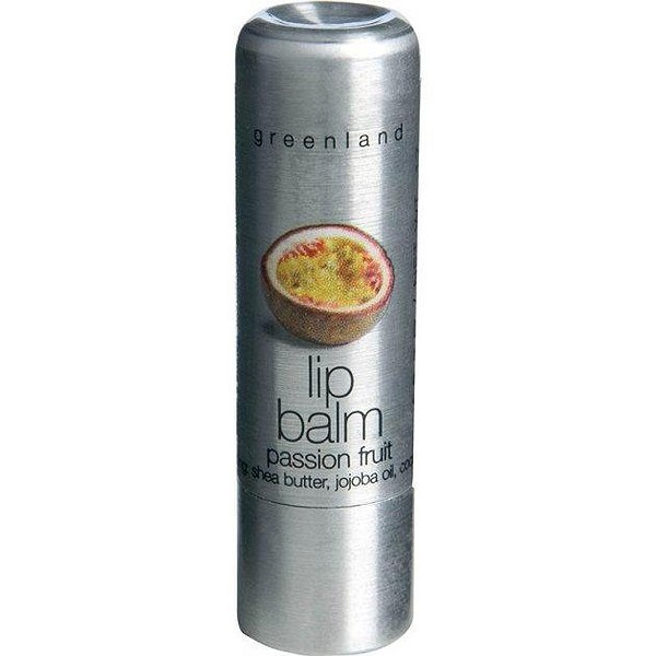 Бальзам для Губ «Маракуя» Greenland Balm & Butter Lip Balm Passion Fruit 3.9 г