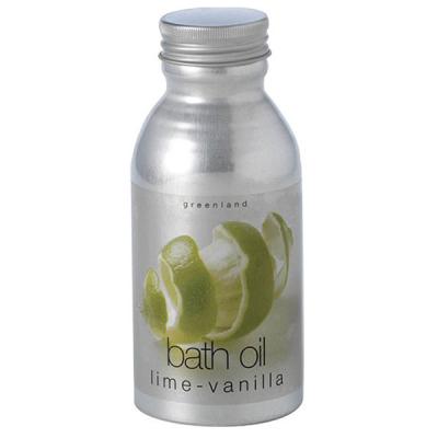 Масло для Ванны «Лайм-Ваниль» Greenland Fruit Emotions bath oil lime-vanilla 250 мл