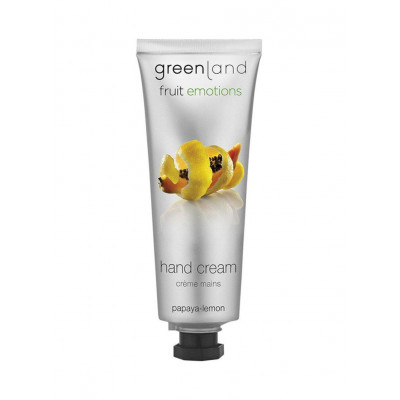 Крем для Рук Папайя-Лимон Greenland Hand Cream Papaya-Lemon 75 мл