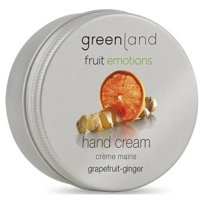 Крем для Рук «Грейпфрут-Имбирь» Greenland Fruit Emotions hand cream grapefruit-ginger 50 мл