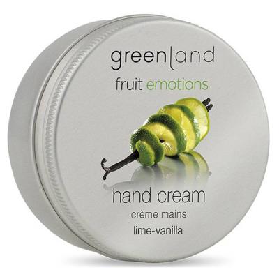 Крем для Рук «Лайм-Ваниль» Greenland Fruit Emotions hand cream lime-vanilla 50 мл