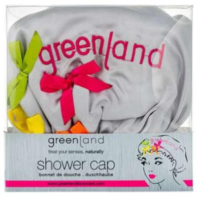 Шапочка для душа Greenland Fruit Emotions shower cap