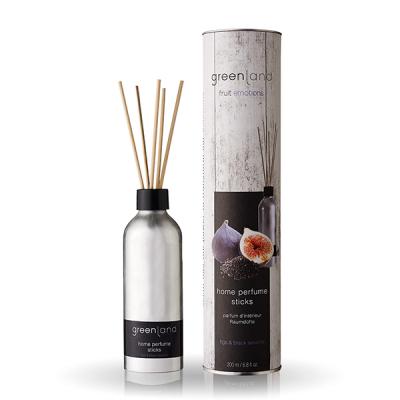 Аромат для Дома «Инжир-Черный Кунжут» Greenland Fruit Emotions home perfume sticks fig & black sesame 200 мл