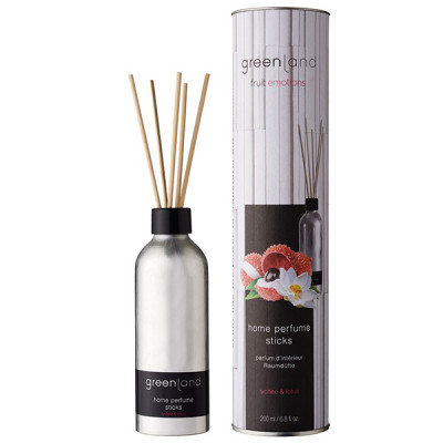 Аромат для Дома «Личи-Лотос» Greenland Fruit Emotions home perfume sticks lychee & lotus 200 мл