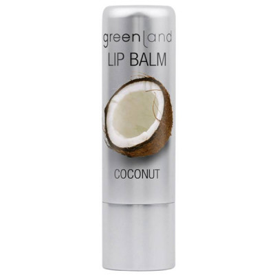 Бальзам для Губ «Кокос» Greenland Balm & butter Lip Balm coconut 3,9 г