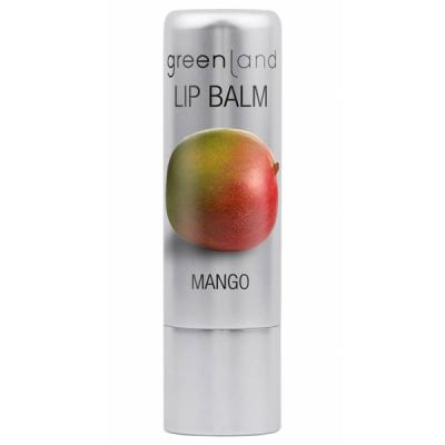 Бальзам для Губ «Манго» Greenland Balm & butter Lip Balm mango 3,9 г