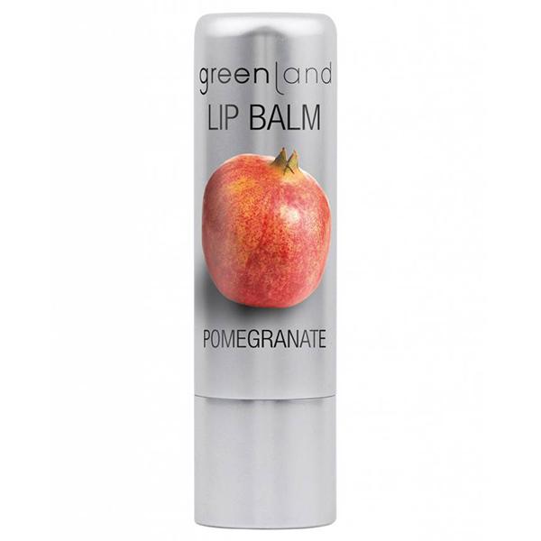 Бальзам для Губ «Гранат» Greenland Balm & butter Lip Balm pomegranate 3,9 г