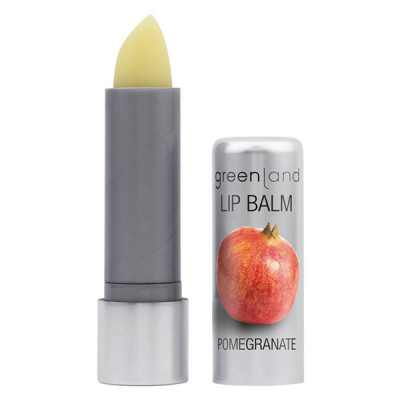 Бальзам для Губ «Гранат» Greenland Balm & butter Lip Balm pomegranate 3,9 г