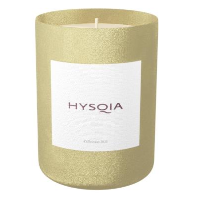 Ароматическая Свеча HYSQIA Golden Candle Collection 200 г
