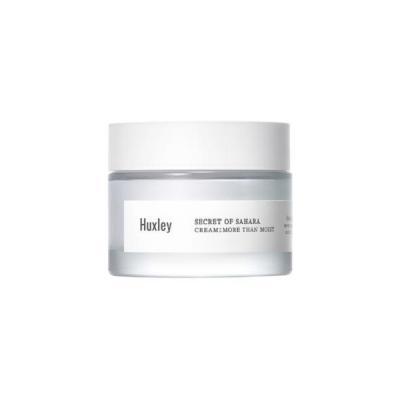 Экстраувлажняющий Крем Huxley Secret of Sahara Cream More Than Moist 50 мл