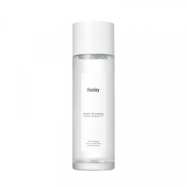 Увлажняющий Тонер Huxley Secret of Sahara Toner Extract It 120 мл