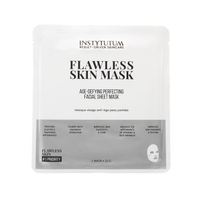 Гидрогелевая Коллагеновая Маска для Лица Instytutum Flawless Skin Mask 5 шт