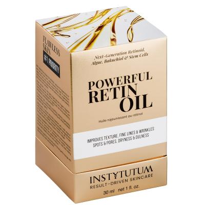 Концентрированное Масло с Ретинолом Instytutum Powerful Retin-Oil 30 мл