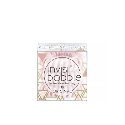 Резинка-Браслет для Волос Invisibobble Original Marblelous Pinkerbell