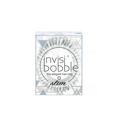 Резинка-Браслет для Волос Invisibobble Slim Marblelous You're Greyt