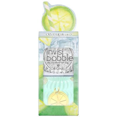 Набор Резинка-Браслет для Волос Invisibobble ORIGINAL Happy Hour Main Squeeze 6 шт