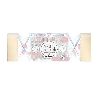 Набор Резинка-Браслет для Волос Invisibobble SLIM Trio Cracker That's Crackin' 9 шт