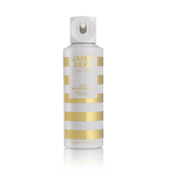 Прозрачный Спрей-Автозагар для Лица и Тела James Read Clear Bronzing Mist 200 мл