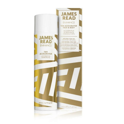 Усилитель Загара для Лица и Тела James Read Tan Accelerator Face & Body 200 мл