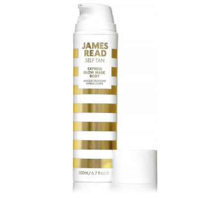 Экспресс Маска для Тела с Эффектом Загара James Read Express Glow Mask Tan Body 200 мл